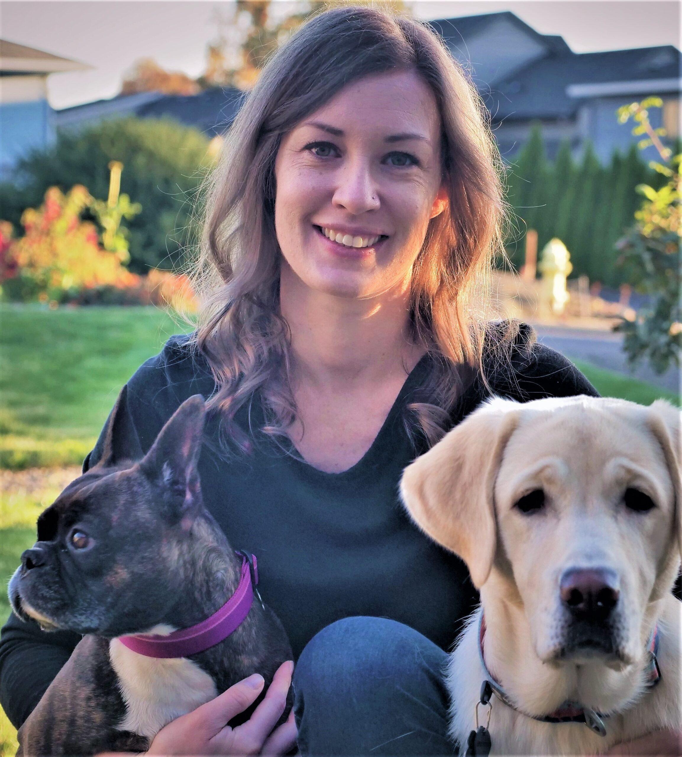 Meet Dr. Brittany Lauman, associate veterinarian